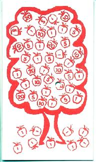 Apple Pickin' Card