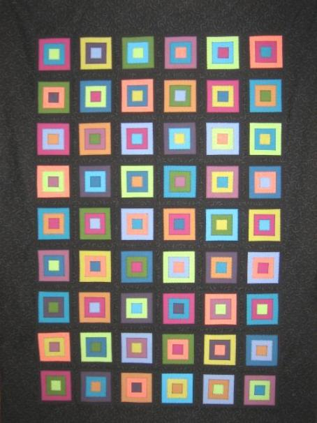 Mom's Shirts Quilt