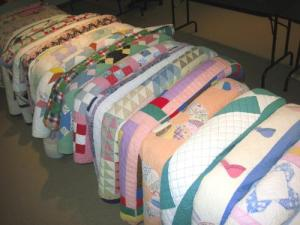 These quilts could be YOURS!