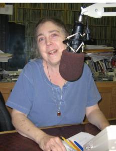 Erika Funke WVIA radio