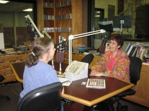 Talking with Erika Funke, WVIA in Pennsylvania