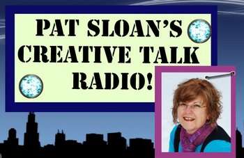 Listen to me on Pat's show!