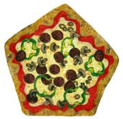 pentagon pizza