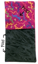 Fold labeled