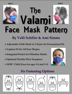 Valami Face Mask Cover
